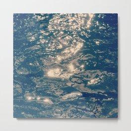OCEAN WAVE 187 Metal Print