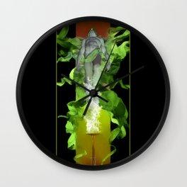 Retribution Wall Clock
