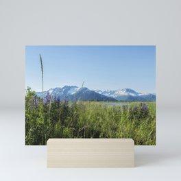 Along the Seward Highway, No. 1 Mini Art Print