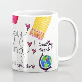 Happy Teaching Coffee Mug