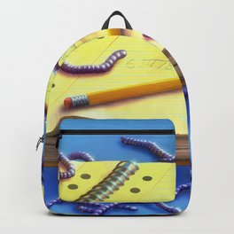 Go Eat Worms Backpack