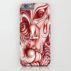 Sharp Senses & Soft Sensibilities Slim Case iPhone 6s