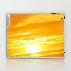 Μy Νeighborhood Sunset Laptop & iPad Skin