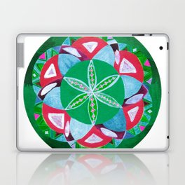 Ancient Jungle Mandala Laptop & iPad Skin