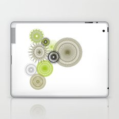 Modern Spiro Art #1 Laptop & iPad Skin