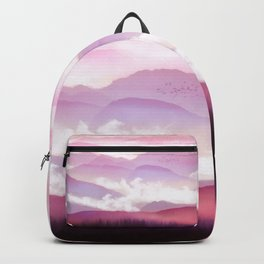 Candy Floss Mist Backpack
