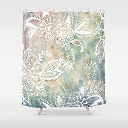 Paisley Earth Shower Curtain