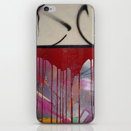 bleed iPhone Skin