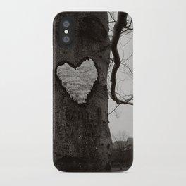 love on the quad iPhone Case
