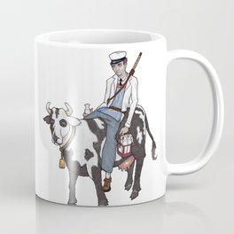 Cow Rider Coffee Mug