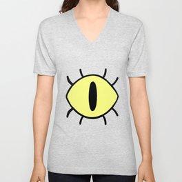 Bill Eye Unisex V-Neck