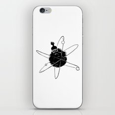 Frotoon Afro-Nucleus iPhone & iPod Skin