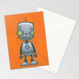Silly Robot Stationery Cards
