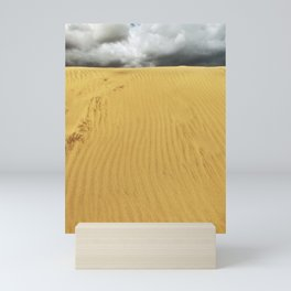 Dramatic dune 2 Mini Art Print