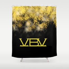 lowkey Vega sandwich Shower Curtain