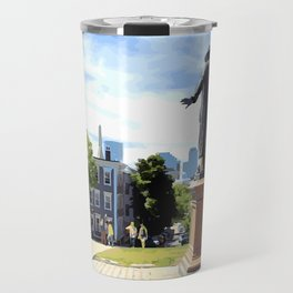 Battle of Bunker Hill, Boston, MA Travel Mug