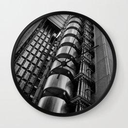 Lloyds Of London Building England Wall Clock