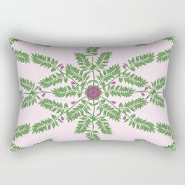 Wild Flower 03 Rectangular Pillow