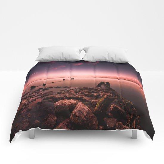 Sometimes i feel.. Comforters