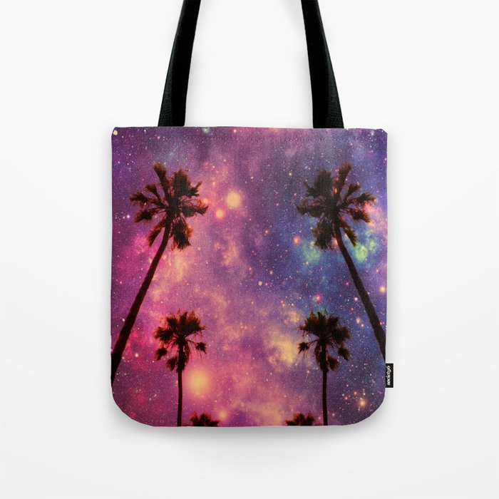 magical palms Tote Bag