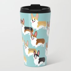 Color me Corgi Travel Mug