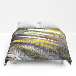 Cosmic yellow YG Comforters