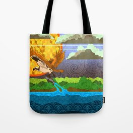 Osprey River Hunt Tote Bag