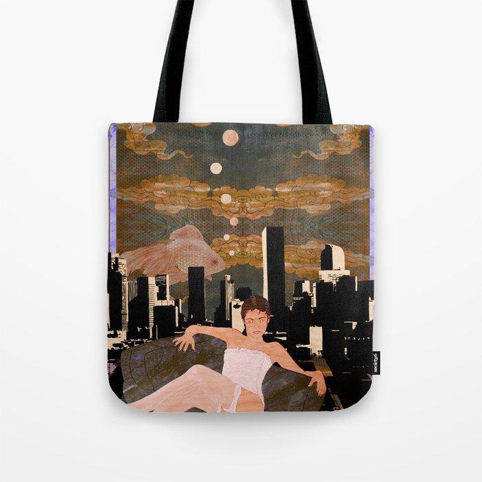 Denber Lady ver.1 Tote Bag