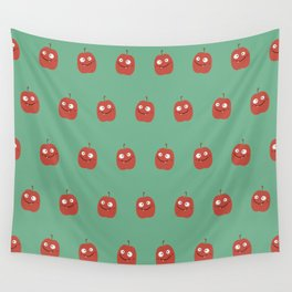 Pattern #2: Apple Wall Tapestry