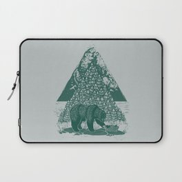 Teddy Bear Picnic Laptop Sleeve