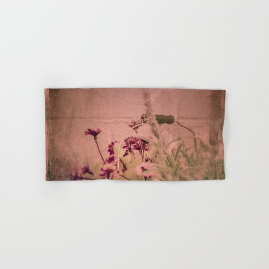 Floral Joy Hand & Bath Towel