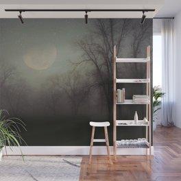 Moonlit Dreams Wall Mural