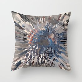 The Feeling of the Decade Throw Pillow