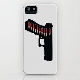 Art not War - Grey iPhone Case