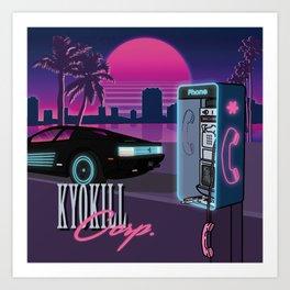 Kyokill Corp. Art Print