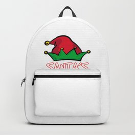 SANTA'S LITTLE HELPER Backpack