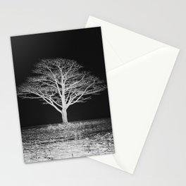 Bitter Night Stationery Cards
