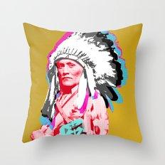 Indian Pop 38 Throw Pillow