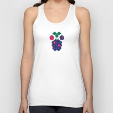 Fruit: Blackberry Unisex Tank Top