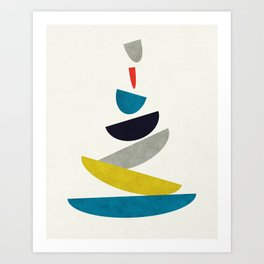 NU no.4 Art Print