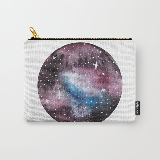 Medusa Nebula Painting Carry-All Pouch
