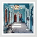 The Blue Room by anneparavion