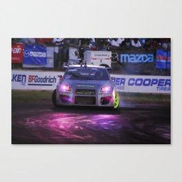 Gushi Drift Canvas Print