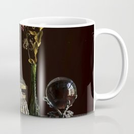 Vanitas, Memento Mori, Macabre Halloween Photo Coffee Mug