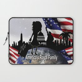 Americas Royal Family Laptop Sleeve