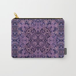 Violet I Carry-All Pouch