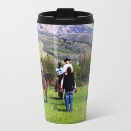 Comfort Zones Travel Mug