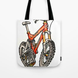 Turner 5spot color Tote Bag