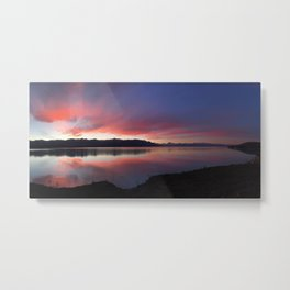 Lake Pukaki, NZ Metal Print