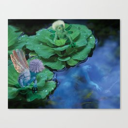 Waterbabies Canvas Print